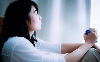 元夫と復縁を考える女性
